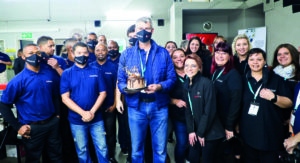 Sullwald Printing Solutions, formerly known as Coastal Labels, celebrated its 21st anniversary in June.